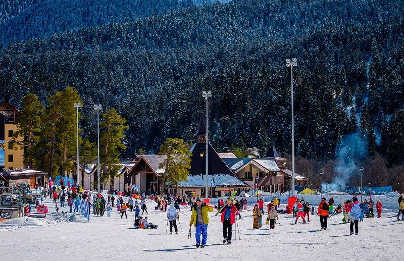 Зимний сезон на курорте «Архыз» откроется в конце декабря