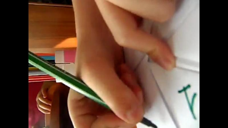 как сделать оригами гадалку.