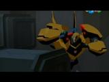 Трансформеры Скрытые роботы 01. Пилот. Часть 1