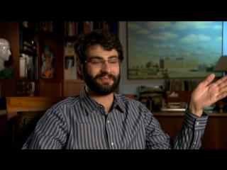 Это очень забавная история/It's Kind of a Funny Story (2010) Интервью с Недом Виззини