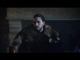 Джон Сноу - король севера! (Игра Престолов 6 сезон 10 серия)