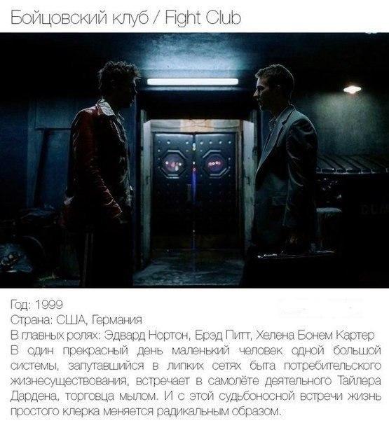Фильмы, расширяющих сознание