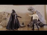 Darth Vader vs Einstein