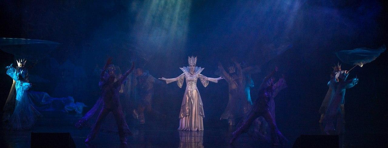 музыкальный театр музкомедия кай и герда снежная королева