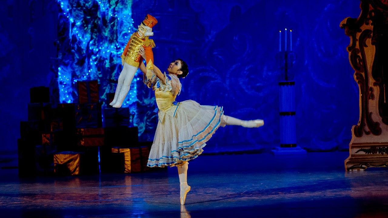 музыкальный театр музкомедия балет щелкунчик