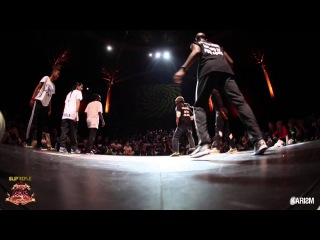Supreme Cercle Underground S2 - House 1/2 Final - Fighting Spirit Vs Kobo Power - Karism