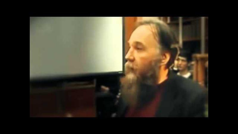 Александр Дугин о духе мусульман
