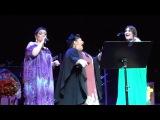 Chico Buarque - O QUE SERA QUE ME DA- Этери Бериашвили,Мариам Мерабова,Катерина Балыкбаева