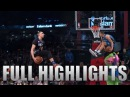 2016 NBA Dunk Contest ALL Zach LaVine Aaron Gordon DUNKS in HD