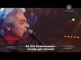 2008 Garou, Daniel Lavoie, Oliver Jones - Piano Man (Billy Joel)