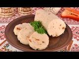 Куриная вареная колбаса с паприкой