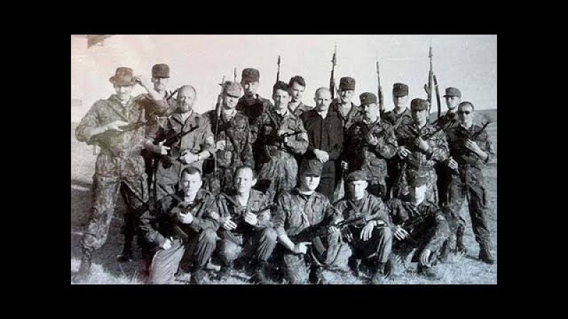 Участие украинского батальона УНСО в грузино-абхазской войне. 1993 год