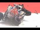 Формула 1 гран при Австрии Шпильберг A-1 Ring 2016 Квалификация Даниил Квят попал в аварию