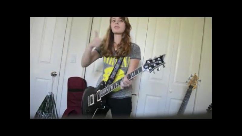 Comatose - Skillet (Guitar Cover)