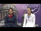 Martina Hingis & Sania Mirza 11.02.2016
