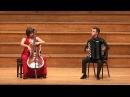 Duo Bayanello performs Asturiana and Polo by Manuel de Falla Suite Populaire Espagnole