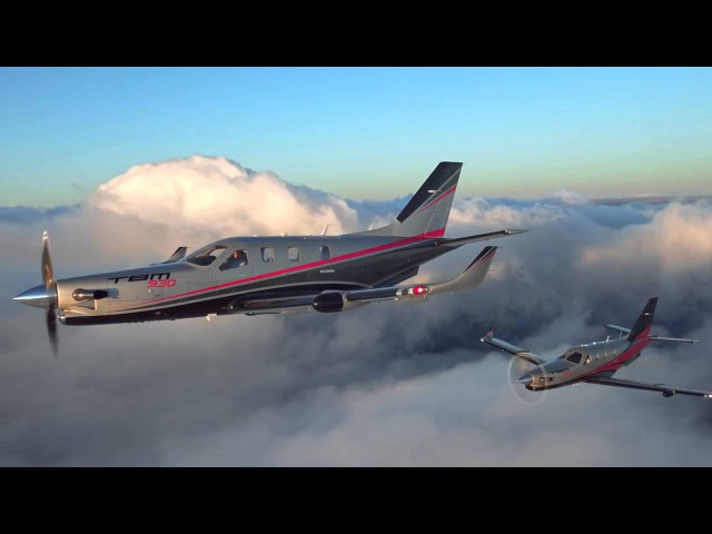 TBM 900 TBM 930 - World's Fastest Single Turboprop Aircraft!