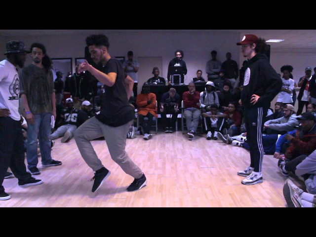 Battle RBH IV Quart Finale Ness WestGang Max Vs Zyko Sarcellites Shaun