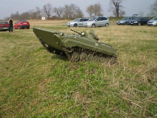 RC MODEL BVP 1 1 4 BMP 1