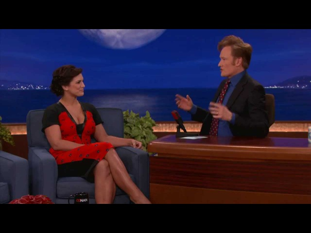 Gina Carano Explains Why Sex Is Like Cagefighting