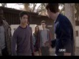 Teen Wolf 3x05 - Scott yells at Isaac ...