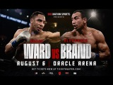 Andre Ward - Alexander Brand / FIGHTER PROMO