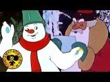 Снеговик-почтовик  Мультфильм про новый год для детей