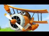 Супер Крылья: Джетт и его друзья 10 серия | Мультик про самолеты и вертолеты