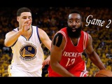 Houston Rockets Vs Golden State Warriors | Game 2 | Full highlights - NBA playoffs April 18, 2016