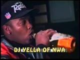 N.W.A Lost Footage pt.10 (1990) (DJ YELLA of N.W.A)