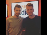 Taylor Lautner talks Cuckoo and Twilight with James Barr!