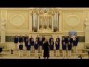 Детский хор Концерт ДШИ им С И Мамонтова Москва