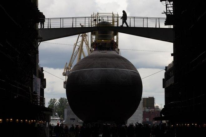РФ нанесла ракетный удар по ДАИШ с подлодки из Средиземного моря