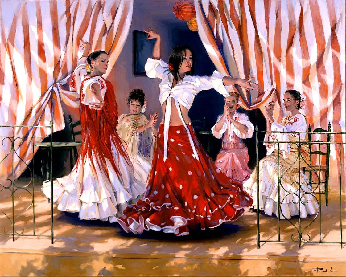 Степ в цыганских танцах 15 фотография