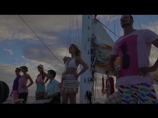 Экскурсия по съемочной площадке сериала Остров + эксклюзивные кадры