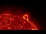 Solar Rain of Fire, in 4k (UHD) solar rain of fire, in 4k (uhd)