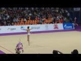 Арина Аверина,мяч,Гран-При 2016