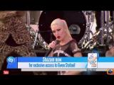 Гвен Стефани Gwen Stefani - Hollaback Girl _ LIVE утреннее телешоу Today Show 2016 July 15 Нью-Йорк, США