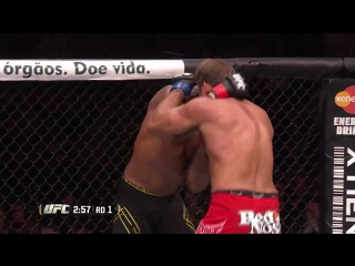 Fight Night London Free Fight Anderson Silva vs Stephan Bonnar
