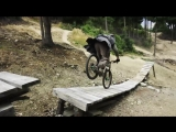 The Hobbit Heli Mountain Biking! Play On in New Zealand - 4K