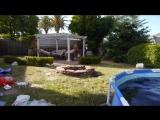 Бассейн из кока-колы   ментос   дрон