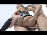 Nikita Bellucci  Angel Karyna anal  DP 4some for Legal Porn