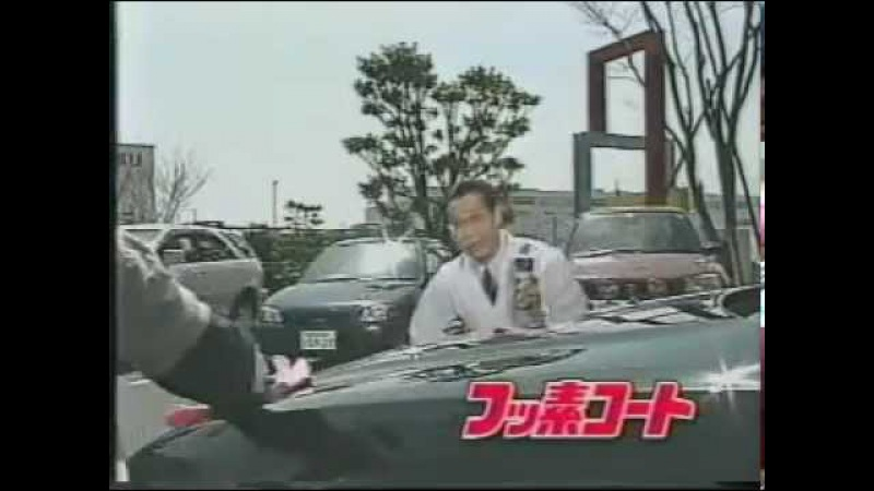 Fusso Coat - японская полироль с тефлоном. Soft99 Fusso Coat