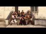 Medieval music Les Compagnons du Gras Jambon .