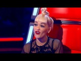 Stevie McCrorie - All I Want - Blind Audition - The Voice UK 2015