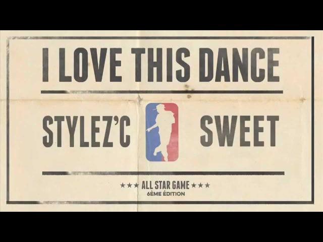 Stylez C VS Sweet   I love this dance all star game 2015