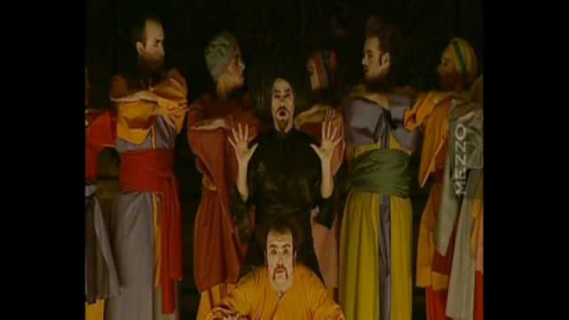 Le Bourgeois Gentilhomme 4 - Lully - Molière (Fragmentos)