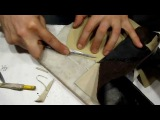 Мк 13 Мокасины на колодке Заканчиваем с верхом изделия