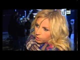 Съемки клипа Валерии -