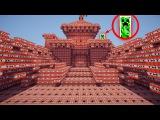 ШКОЛА ГРИФЕРОВ В МАЙНКРАФТ | ТОП 10 СПОСОБОВ ГРИФА | TOTAL HOUSE BOMBOVER (Прохождение Карты)